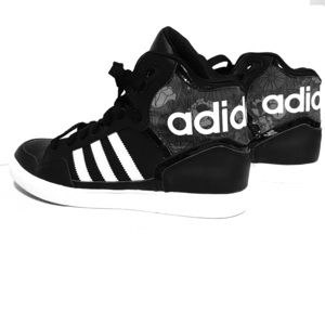Adidas Extaball High Top Sneakers